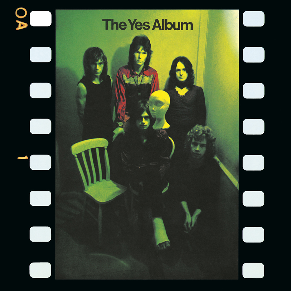 Show #103: Yes's The Yes Album