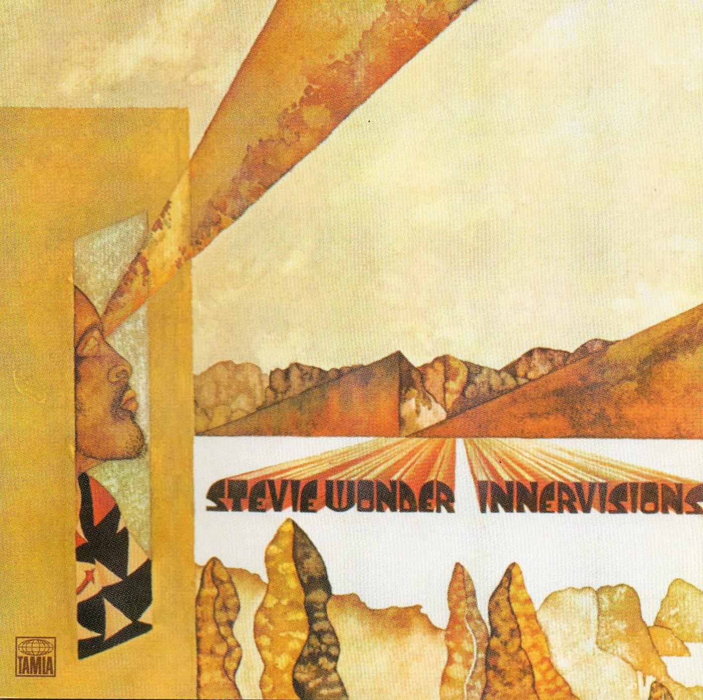 Show #113: Stevie Wonder's Innervisions