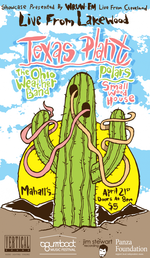 Live from Lakewood at Mahall's 20 Lanes- April 21st